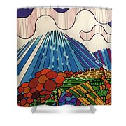 Rfb0523 Shower Curtain