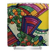 Rfb0524 Shower Curtain