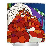 Rfb0525 Shower Curtain