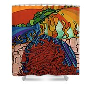 Rfb0531 Shower Curtain