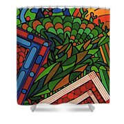 Rfb0537 Shower Curtain