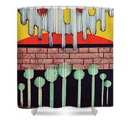 Rfb0545 Shower Curtain