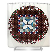 Rfb0556 Shower Curtain