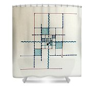 Rfb0557 Shower Curtain