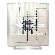Rfb0559 Shower Curtain