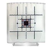Rfb0561 Shower Curtain