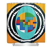Rfb0566 Shower Curtain