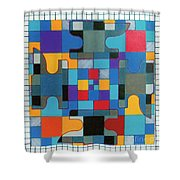 Rfb0570 Shower Curtain