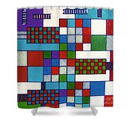 Rfb0572 Shower Curtain