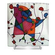 Rfb0578 Shower Curtain