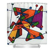 Rfb0582 Shower Curtain