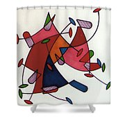 Rfb0583 Shower Curtain