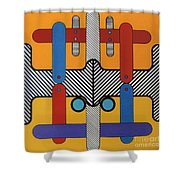 Rfb0603 Shower Curtain