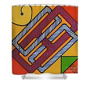 Rfb0604 Shower Curtain