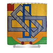 Rfb0607 Shower Curtain