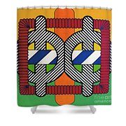 Rfb0608 Shower Curtain