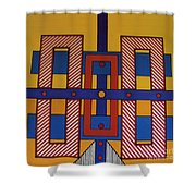 Rfb0609 Shower Curtain