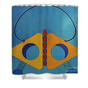 Rfb0617 Shower Curtain