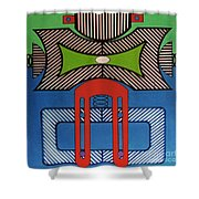 Rfb0629 Shower Curtain