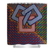 Rfb0637 Shower Curtain