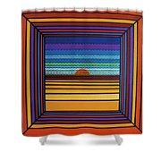 Rfb0641 Shower Curtain