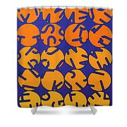Rfb0701 Shower Curtain