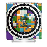 Rfb0712 Shower Curtain