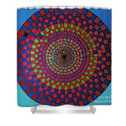 Rfb0715 Shower Curtain