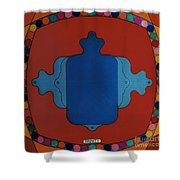 Rfb0717 Shower Curtain