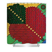 Rfb0718 Shower Curtain