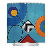 Rfb0720 Shower Curtain