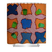 Rfb0806 Shower Curtain