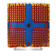 Rfb0807 Shower Curtain