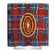 Rfb0809 Shower Curtain