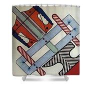 Rfb0901 Shower Curtain