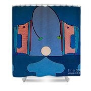 Rfb0902 Shower Curtain