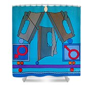 Rfb0903 Shower Curtain