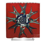 Rfb0920 Shower Curtain