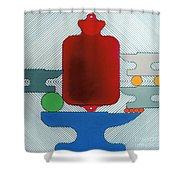 Rfb0929 Shower Curtain