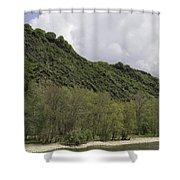 Rhenish Massif 03 Shower Curtain