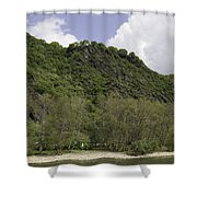 Rhenish Massif 04 Shower Curtain
