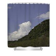 Rhenish Massif 08 Shower Curtain