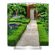 Rhs Chelsea Healthy Cities Garden Shower Curtain