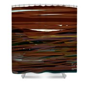Rhythm Shower Curtain