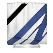 Rhythms Shower Curtain