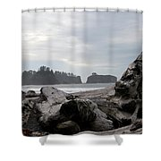 Rialto Beach Shower Curtain