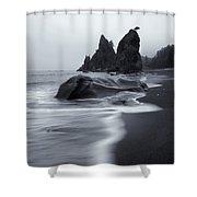 Rialto View Shower Curtain