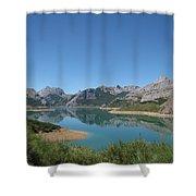 Riano Shower Curtain