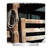 Riata Shower Curtain