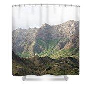 Ribeira Brava Shower Curtain
